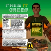 Cover: Make IT Green