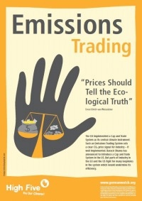 Posterserie: High Five For Our Climate! (Englisch)