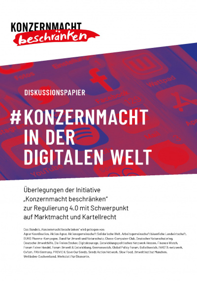 Konzermacht in der digitalen Welt