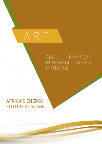 AREI – About the Africa Renewable Energy Initiative
