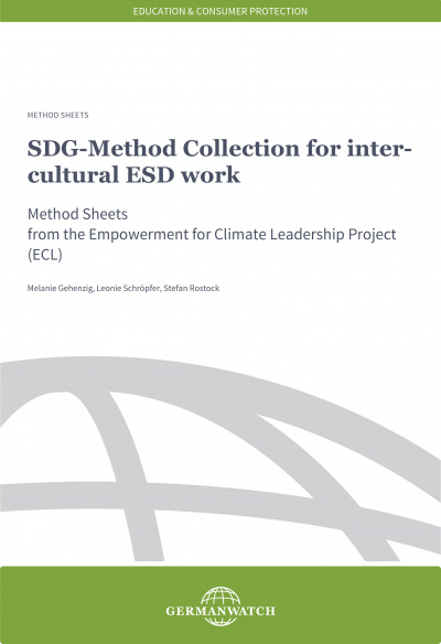 SDG-Method Collection for intercultural ESD work
