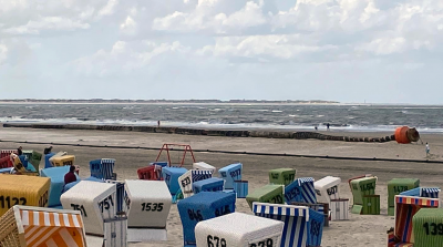Langeoog Sandaufspülung