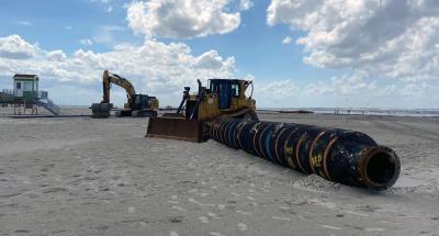 Küstenschutzmaßnahmen Langeoog