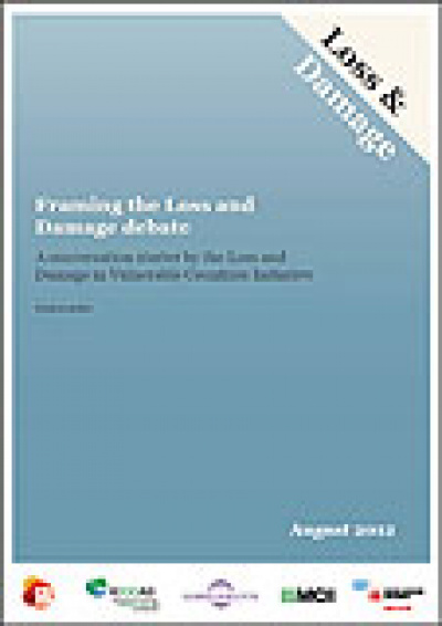 Cover: LD Framing the debate