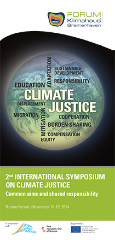 2. Int. Symposium on Climate Justice