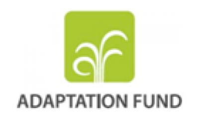Logo: Adaptation Fund